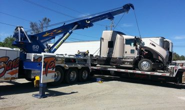 Big Rig Towing