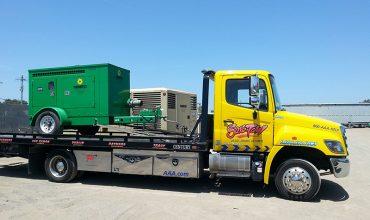 Vehicle & Equipment Transport